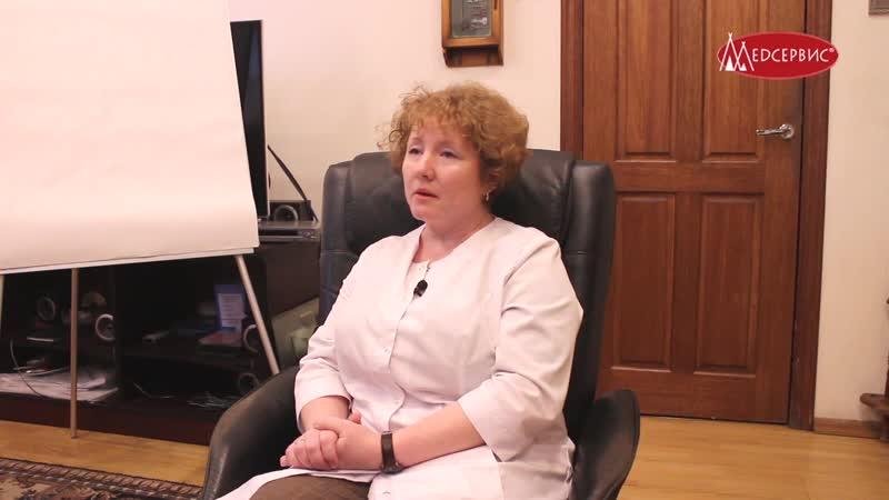 Тромбоэмболия рассказывает врач кардиолог клиники Медсервис