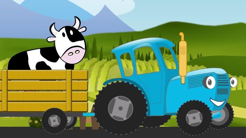 едет трактор по полям фото результате роман бородиной
