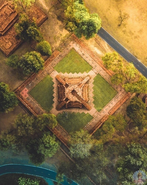 Шикарные фото снятые с дрона