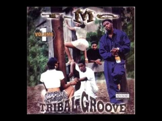 T-Mo - Tribal Groove  Volume 1 (1997 / HipHop, Gangsta, G-Funk)