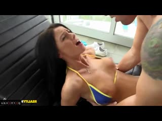 Whitney Westgate [Brunettes, Premium, Cunnilingus, Between boobs, Shaved, Cumshot in mouth porno, sex, tits]