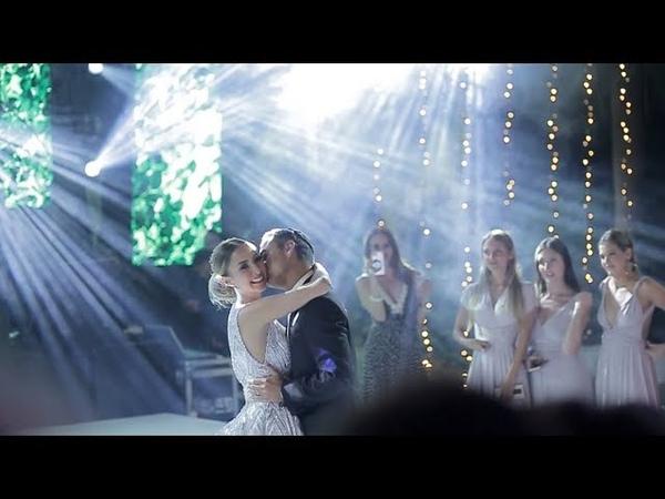 PRISCILLA AND DAN - CINEMAX WEDDING