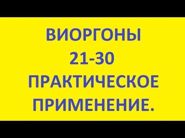 виоргоны 21-30. информационные технологии. лекция врача