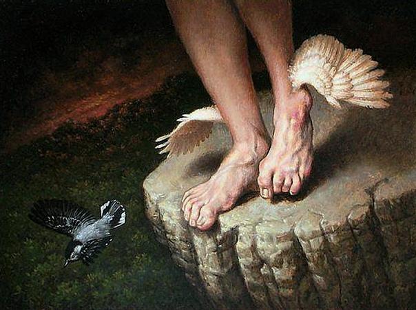 художник Стивен Кенни