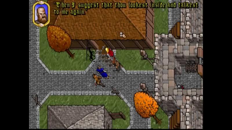 Ultima 7. Part 1 The Black Gate   Spoony Experiment от студии дубляжа RusVendettAVoice   RVV Spoony