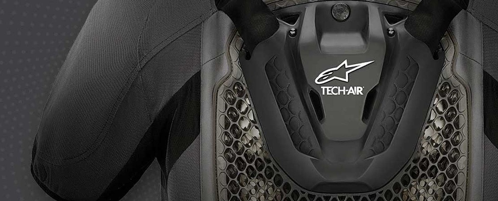 Воздушную подушку Alpinestars Tech-Air 5 представят на CES 2020