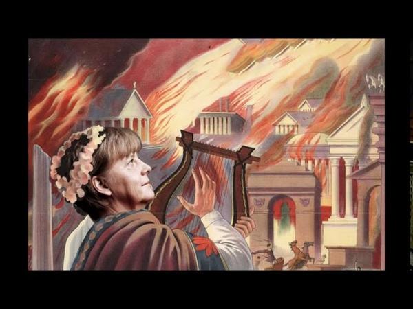 Die Republik brennt