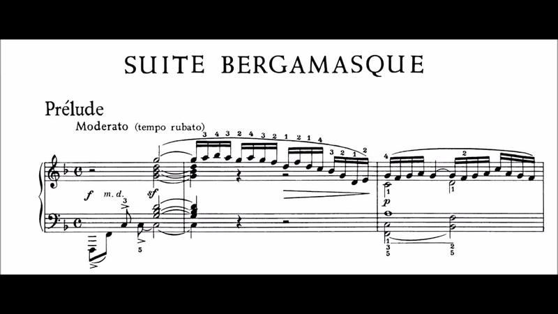 Debussy: Suite Bergamasque (Cho Seong-Jin, Bavouzet)