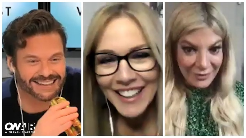 9021OMG Is the Podcast of Your Peach Pit Dreams   On Air With Ryan Seacrest