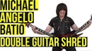 Michael Angelo Batio: Double Guitar Shred Medley (2011)