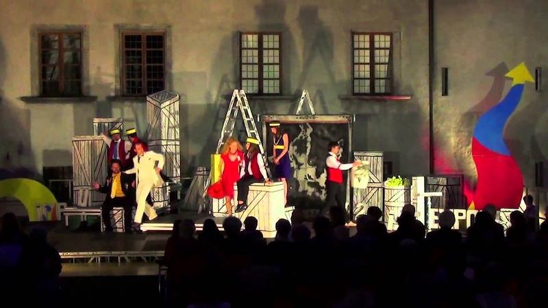 Gioachino Rossini - La cambiale di matrimonio - Grazie, grazie, troppo presto (Roberto Maietta)