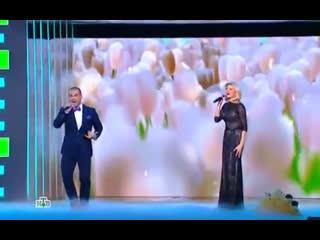 Ирина Круг и Кира Дымов - Белые цветы