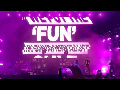 Bring Me The Horizon - IntroMANTRA (live @ UPark Festival, 16.07.2019)
