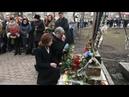 Петро Порошенко вшанував пам'ять Героїв Небесної Сотні