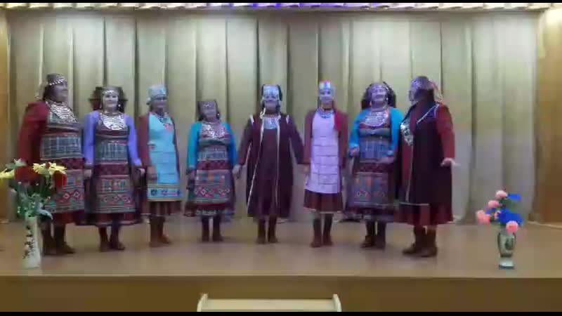 Новомелькенский СДК, Мэлкэнэй крэшен халык ансамбеле