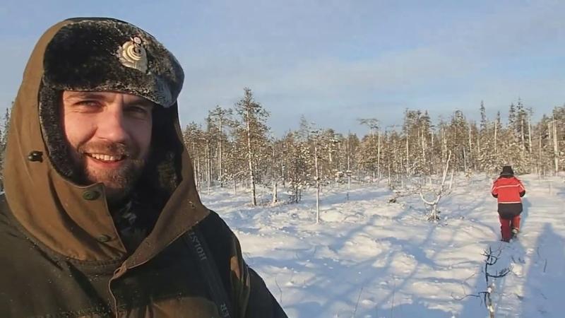 Луковецкая технологичка Рыбалка и охота Первый лед,первые метели и снегопады