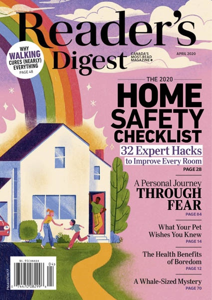 Reader's Digest Canada - 04.2020