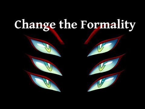 Reupload Change the formality Animation meme Gore and flashing colors warning