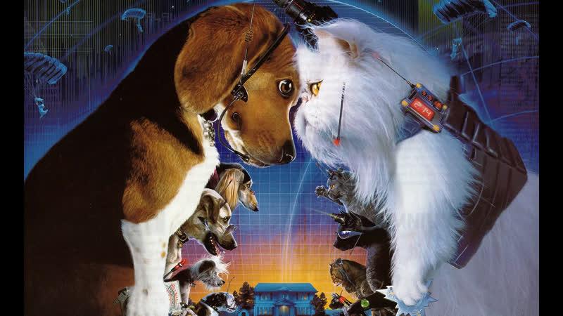 ➡ Кошки против собак HD 720 (2001) Перевод: Дубляж