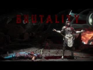 Best brutality in all of #mk11 #mortalkombat11 #mortalkombat