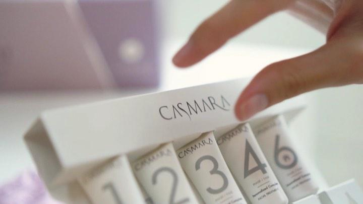 Премиум-уход Casmara в Beauty Studio VH