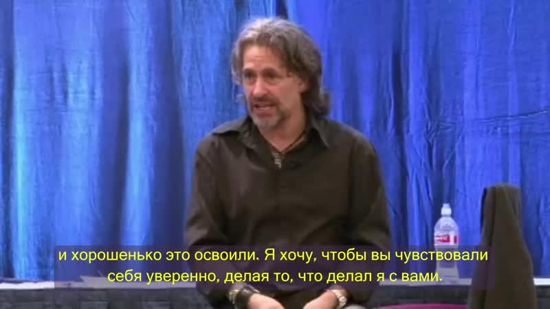 Игорь Ледоховский и Дон Спенсер - Курс профессионального эстрадного гипноза ДВД 5