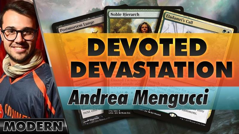 Devoted Devastation Modern Andrea Mengucci