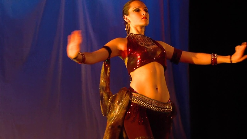 Irina Akulenko The Call of the Amazon Warrior from the Fantasy Belly Dance Concert