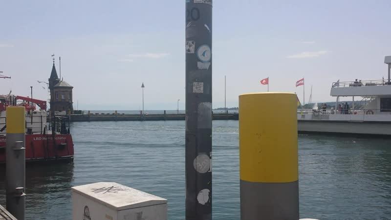 Konstanz Insel Mainau клип 3 15