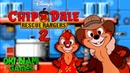 CHIP 'N DALE Rescue Rangers 2 прохождение с комментариями