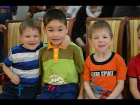 Дети детского дома № 2