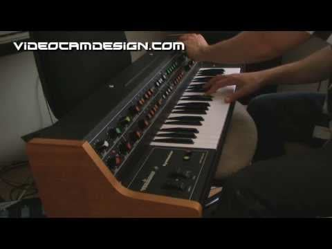 Vermona Synthesizer real analog LOWi 2019 LOWi 2019 LOWi 2019 LOWi 2019 LOWi 2019
