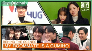 Behind The Scenes of EP9 & EP10 | My Roommate is a Gumiho | iQiyi K-Drama