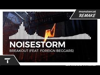 Noisestorm - Breakout (feat. Foreign Beggars) [Monstercat NL Remake]