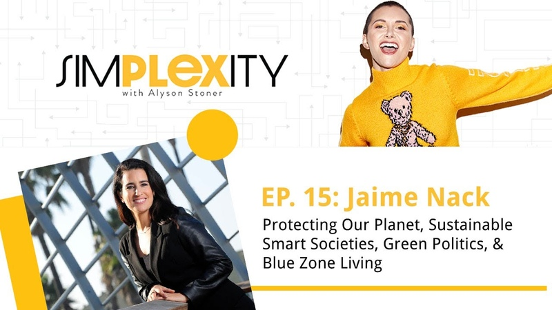 Protecting Our Planet Sustainable Smart Societies Green Politics Blue Zone Living ft Jaime Nack