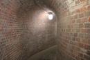 В коридорах крепости Pillau.