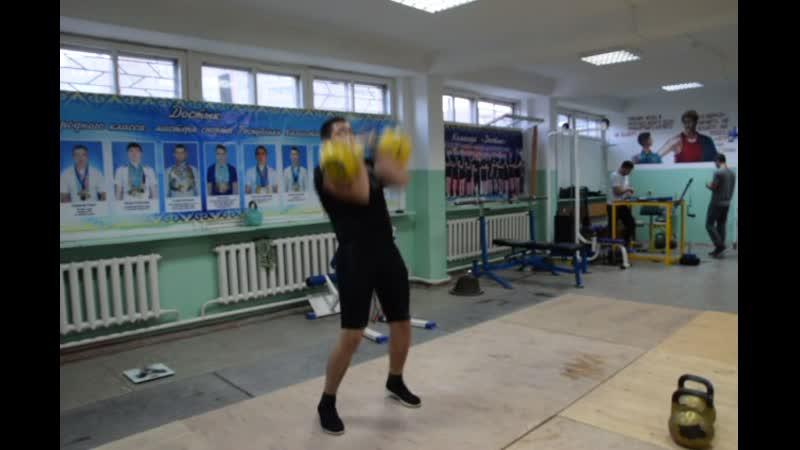 Петропавловск Руль Кирилл толчок