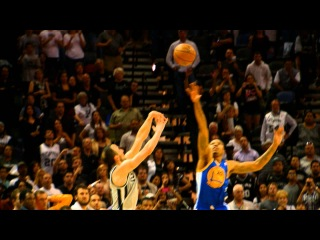 Phantom: Manu Ginobili's Game-Winner