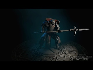 Diablo IV Quarterly Update—June 2021: Pale Knight Video
