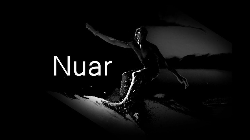 NUAR Surf video Art