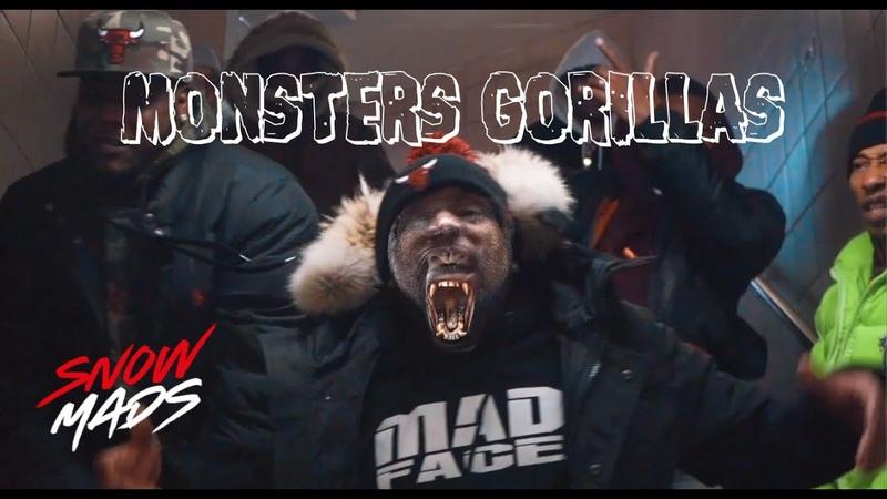 Onyx Monsters Gorillas ft Knuckles N.B.S. Real Rap