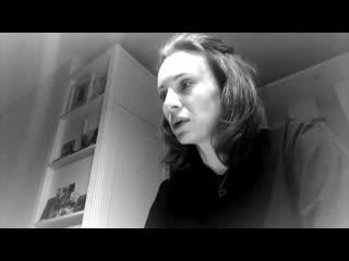 Ольга Беляева читает отрывок из романа Анна Каренина