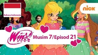 Winx: Musim 7, Episod 21 - «Dunia Yang Kacau» (Bahasa Indonesia, Nickelodeon)