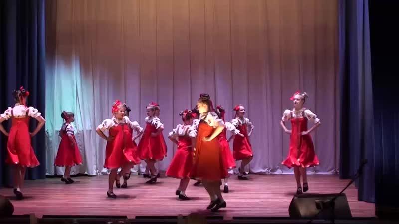Танец Матрёшки