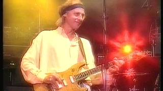 Dire Straits - Sultans of swing - Live [AMAZING SOLO by Mark Knopfler] Basel 1992