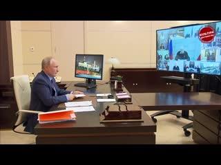 Профессор в лицо Путину об ужасах судов и полиции / Смелое выступление на заседании СПЧ {}