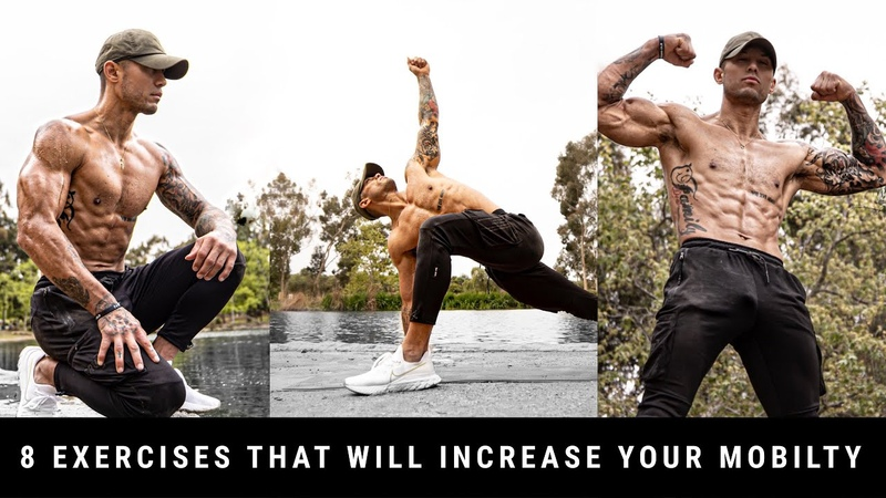 8 Exercises That Will Increase Your Mobility - Michael Vazquez