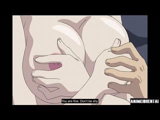 Kimiwagu (Ep.1) - Ahegao / Big Tits / Blowjob / Doggystyle / hentai / Subbed / Uncensored / Хентай / Порно / Аниме 18+ / hentai