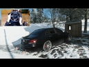Forza Horizon 4 - BRABUS E63 S 800 - Snow Drive with THRUSTMASTER TX TH8A - 1080p60FPS