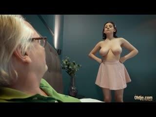 Sherill Collins (Quarantine Sex / Oldje №763) 202, balls-licking, big-tits, big-boobs, cumshot, old-young, 1080p